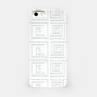 Thumbnail image of Egyptian Print iPhone Case, Live Heroes