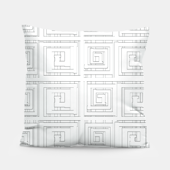Thumbnail image of Egyptian Print Pillow, Live Heroes