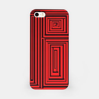 Thumbnail image of Maze Part 2. iPhone Case, Live Heroes
