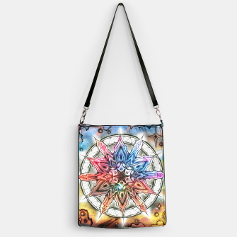 "Thumbnail image of ""The Meditation"" Handbag, Live Heroes"