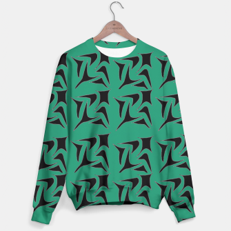 Thumbnail image of Fused in Green Sweater, Live Heroes