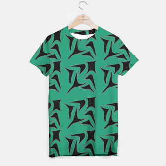 Thumbnail image of Fused in Green T-shirt, Live Heroes