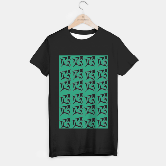 Thumbnail image of Fused in Green T-shirt regular, Live Heroes