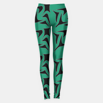 Thumbnail image of Fused in Green Leggings, Live Heroes