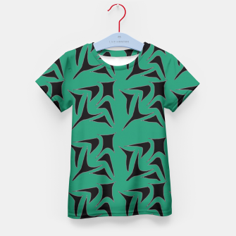 Thumbnail image of Fused in Green Kid's T-shirt, Live Heroes