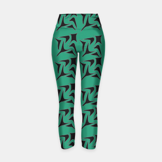 Thumbnail image of Fused in Green Yoga Pants, Live Heroes
