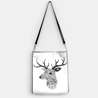 Thumbnail image of deer Handbag, Live Heroes