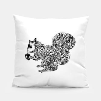 Thumbnail image of Squirrel Pillow, Live Heroes