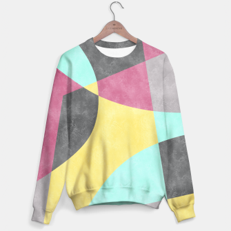 Thumbnail image of Fragments II Sweater, Live Heroes