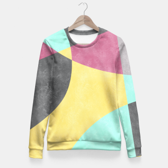 Thumbnail image of Fragments II Fitted Waist Sweater, Live Heroes