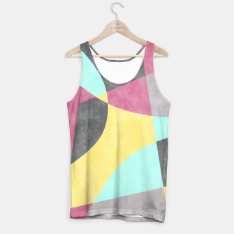 Thumbnail image of Fragments II Tank Top, Live Heroes