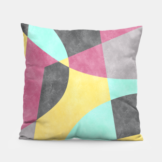 Thumbnail image of Fragments II Pillow, Live Heroes