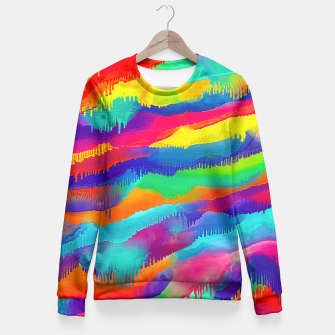 Thumbnail image of Skyfall Fitted Waist Sweater, Live Heroes