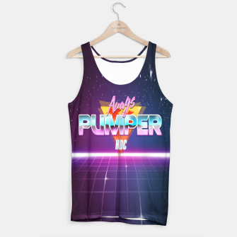 Thumbnail image of Avag Pumper Tank Top, Live Heroes
