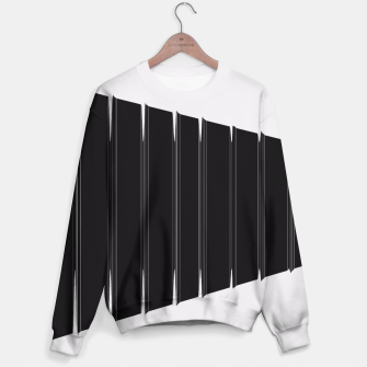 Thumbnail image of Angled  Sweater, Live Heroes