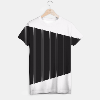 Thumbnail image of Angled  T-shirt, Live Heroes