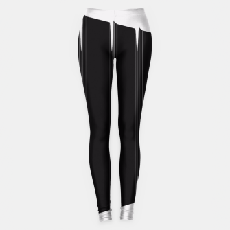Thumbnail image of Angled  Leggings, Live Heroes