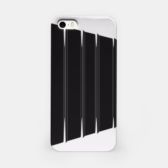Thumbnail image of Angled  iPhone Case, Live Heroes