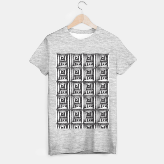 Thumbnail image of Defined Lined  T-shirt regular, Live Heroes