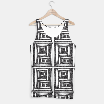 Thumbnail image of Defined Lined  Tank Top, Live Heroes
