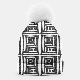 Thumbnail image of Defined Lined  Beanie, Live Heroes