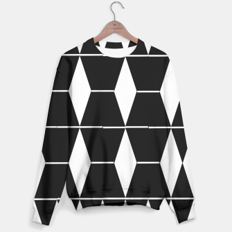 Thumbnail image of Shapes Sweater, Live Heroes