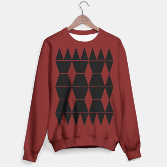 Thumbnail image of Shapes Sweater regular, Live Heroes