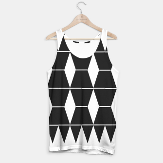 Thumbnail image of Shapes Tank Top, Live Heroes