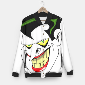 Thumbnail image of The Joker! Baseball Jacket, Live Heroes