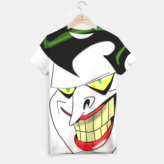 Thumbnail image of The Joker! T-shirt, Live Heroes