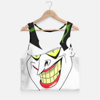 Thumbnail image of The Joker! Crop Top, Live Heroes