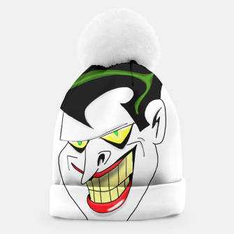 Thumbnail image of The Joker! Beanie, Live Heroes