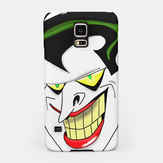 Thumbnail image of The Joker! Samsung Case, Live Heroes