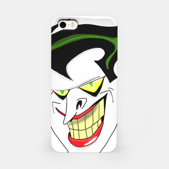 Thumbnail image of The Joker! iPhone Case, Live Heroes