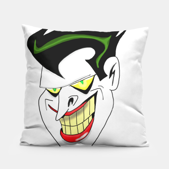Thumbnail image of The Joker! Pillow, Live Heroes