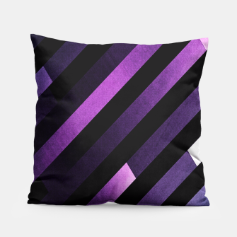 Thumbnail image of Pattern 2 Pillow, Live Heroes