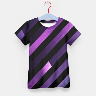 Thumbnail image of Pattern 2 Kid's T-shirt, Live Heroes
