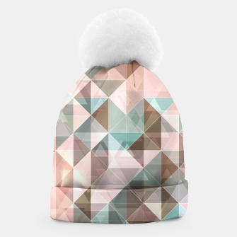 Thumbnail image of Triangles overlapping colors Gorro, Live Heroes