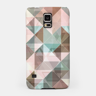 Thumbnail image of Triangles overlapping colors Carcasa por Samsung, Live Heroes