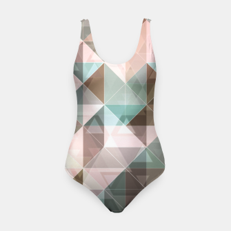 Thumbnail image of Triangles overlapping colors Traje de baño, Live Heroes