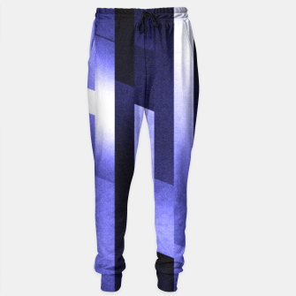 Thumbnail image of Pattern 3  Sweatpants, Live Heroes