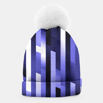 Thumbnail image of Pattern 3  Beanie, Live Heroes