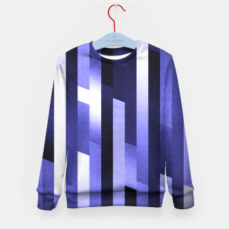 Thumbnail image of Pattern 3  Kid's Sweater, Live Heroes