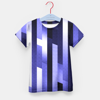 Thumbnail image of Pattern 3  Kid's T-shirt, Live Heroes