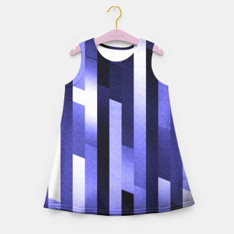 Thumbnail image of Pattern 3  Girl's Summer Dress, Live Heroes