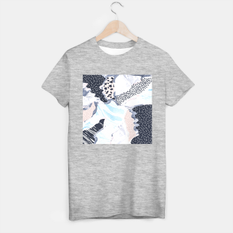 Thumbnail image of Illustration abstract textures Camiseta Regular, Live Heroes