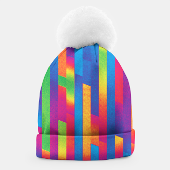 Thumbnail image of Pattern 4  Beanie, Live Heroes