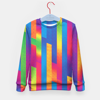 Thumbnail image of Pattern 4  Kid's Sweater, Live Heroes