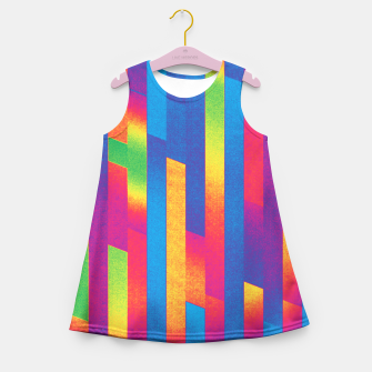 Thumbnail image of Pattern 4  Girl's Summer Dress, Live Heroes