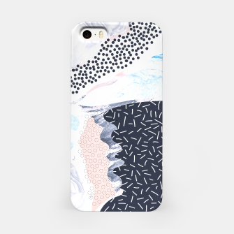 Thumbnail image of Illustration abstract textures Carcasa por Iphone, Live Heroes